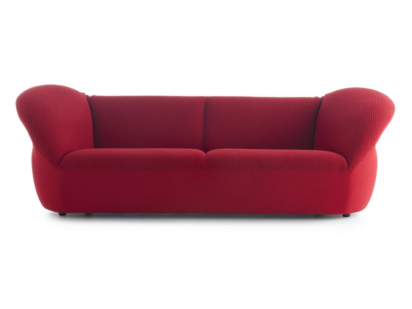 2 seater fabric sofa GYNKO   Sofa by LEOLUX