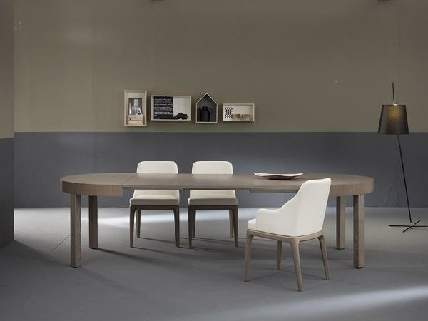 Extending dining table ZED | Extending table by RIFLESSI