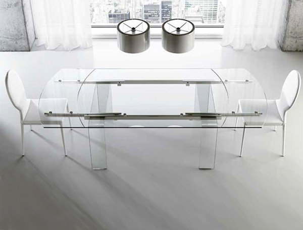 Extending dining table LORD | Extending table by RIFLESSI