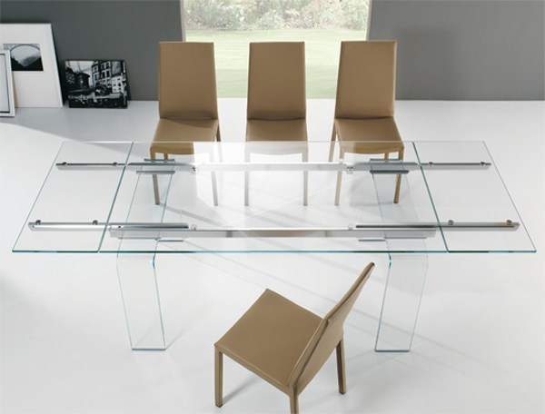 Extending kitchen table PLANO | Extending table by RIFLESSI