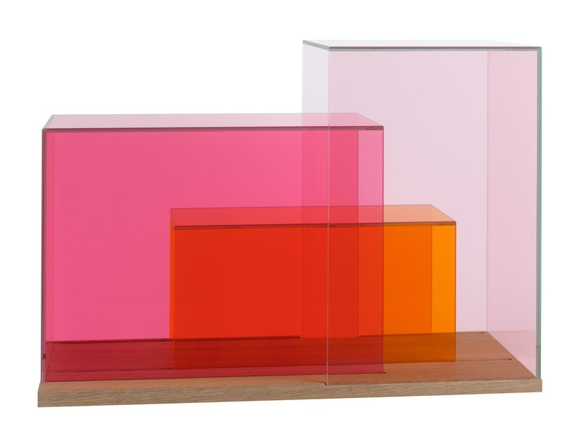 Glass display cabinet SHOW CASE by Schönbuch