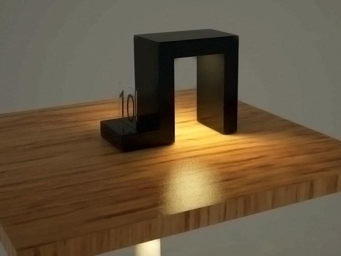 Lampada da tavolo a LED ORTHOS | Lampada da tavolo by Zuri Design