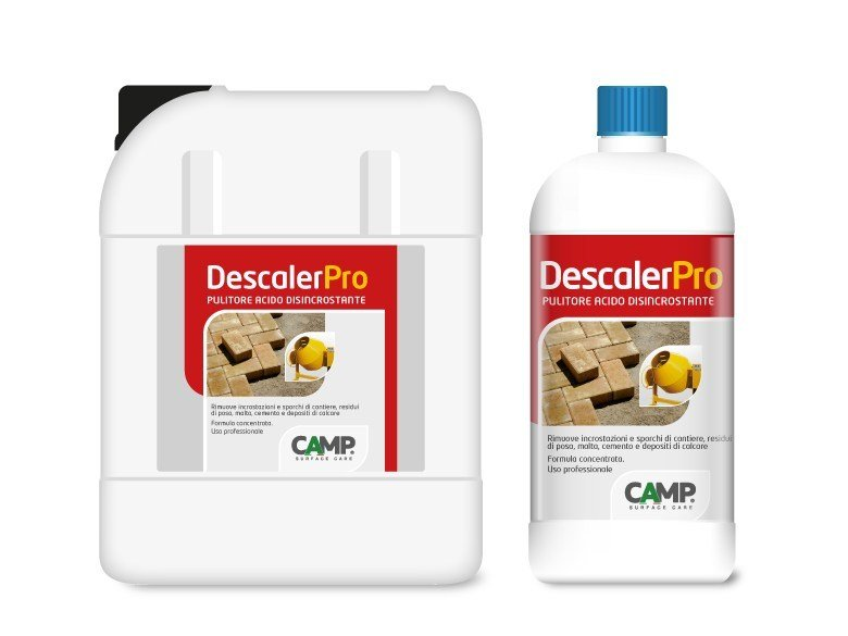 Surface cleaning product Descaler Pro by CAMP