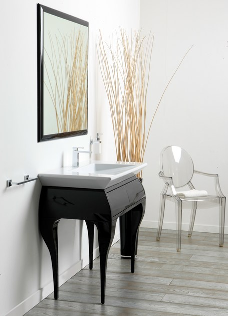 Neoclassical style console sink IMPERO STYLE | Console sink by Rubinetteria Giulini