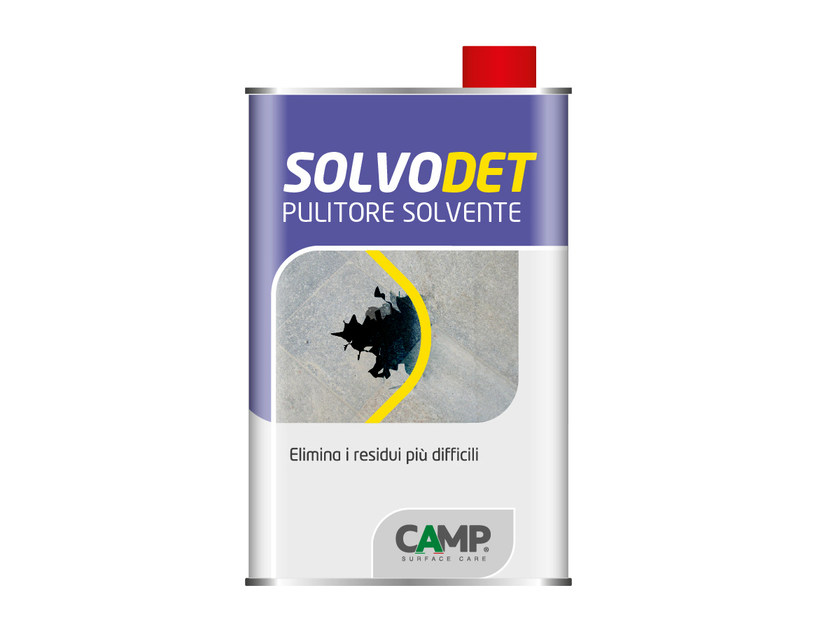 Surface cleaning product Solvo Det by CAMP