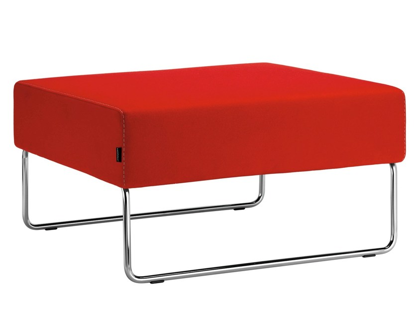 Footstool HOST LOUNGE SOFT | Footstool by PEDRALI