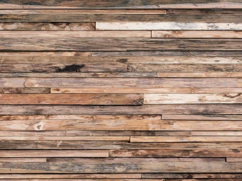 Revestimiento de pared 3D de madera para interiores GALLON By