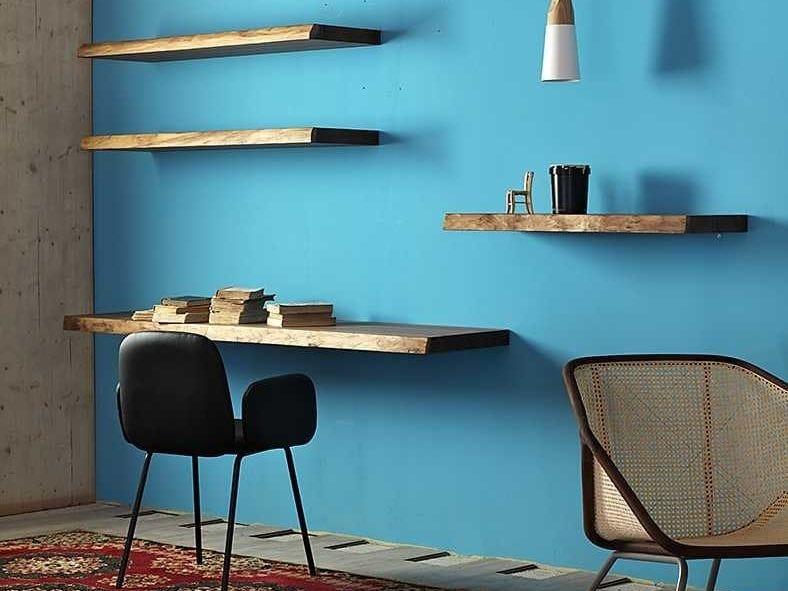Wooden wall shelf MARANGON by Miniforms