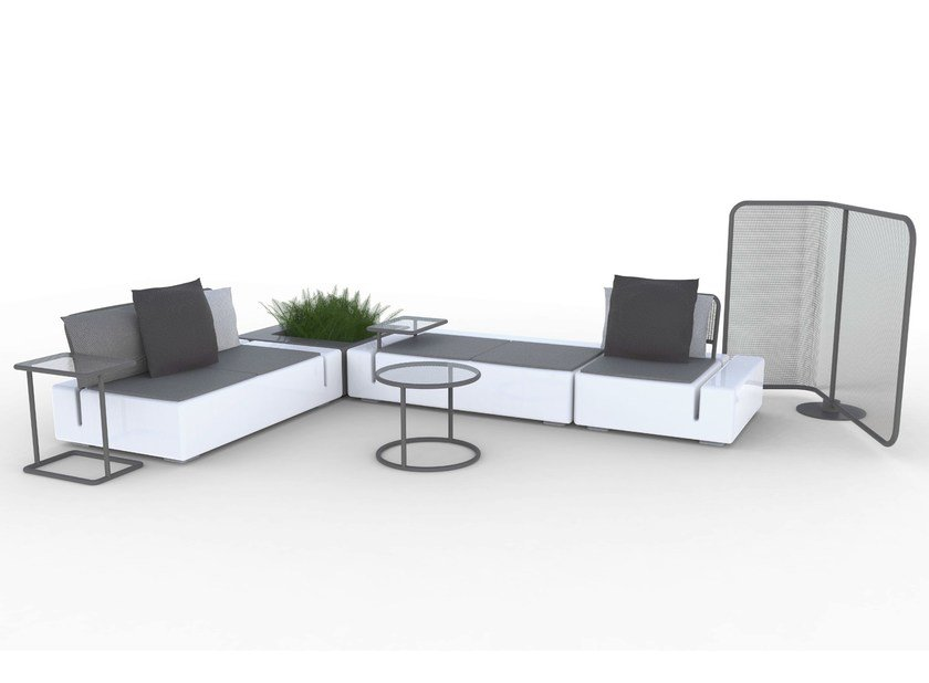 Sectional sofa KES by VONDOM