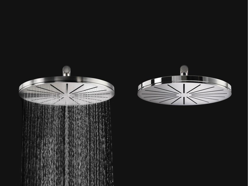 Wall-mounted 1-spray overhead shower 060 | Overhead shower by VOLA