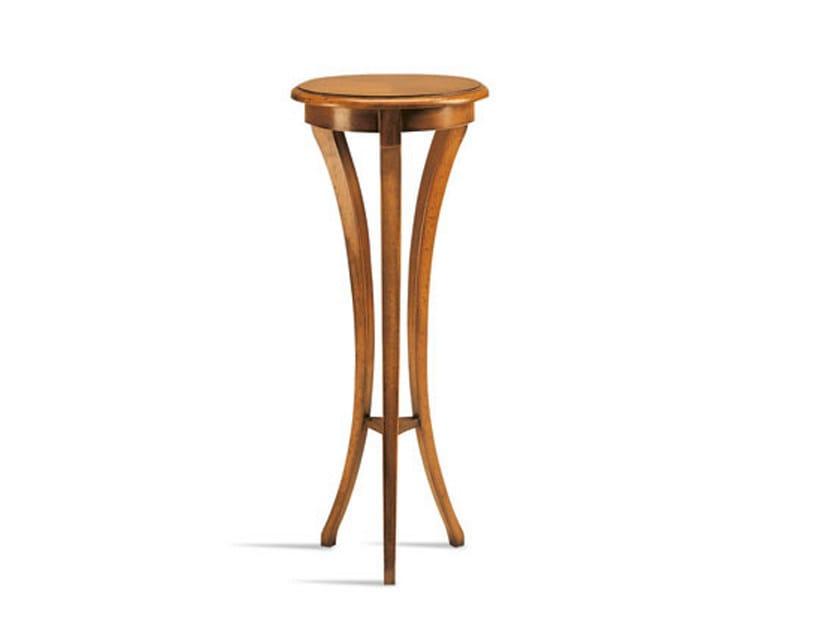 Classic style beech pedestal SARA   Pedestal by SELVA