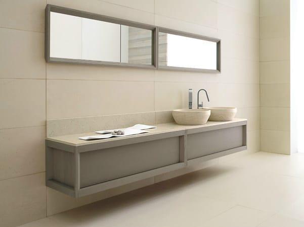 Bathroom mirror VISONE | Bathroom mirror by GD Arredamenti