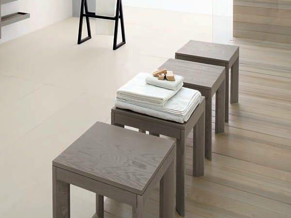 Visone sgabello per bagno by gd arredamenti design enzo berti