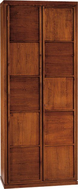 Cherry wood wardrobe SCACCHI | Cherry wood wardrobe by Morelato