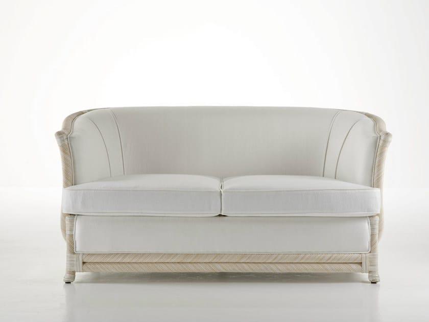2 seater fabric sofa MARLENE | 2 seater sofa by Dolcefarniente