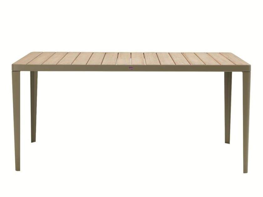 Rectangular garden table LAREN | Rectangular table by Ethimo