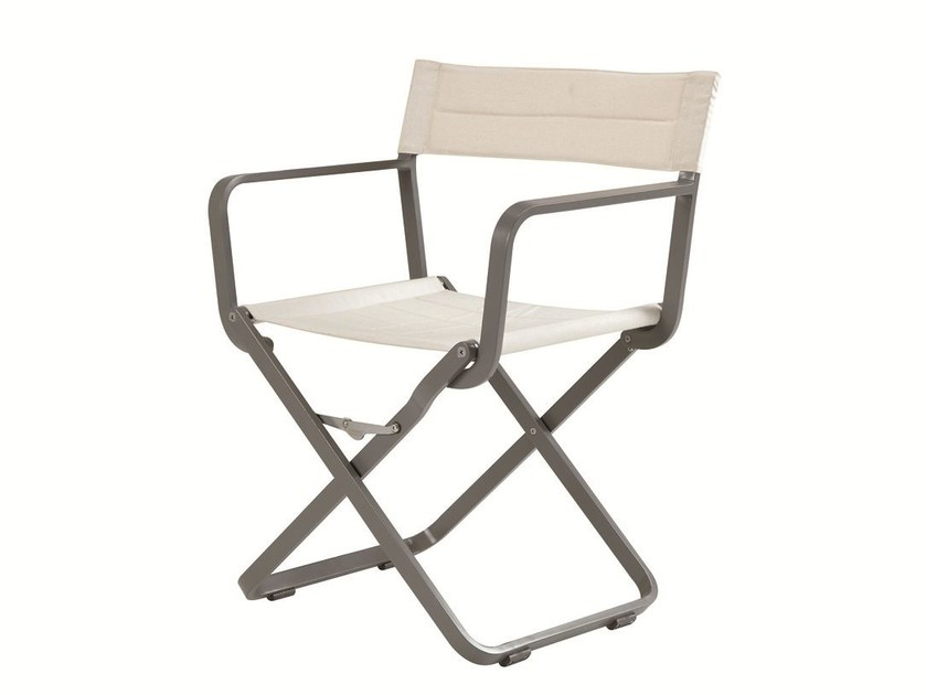 Folding garden chair STUDIOS | Garden chair by Ethimo