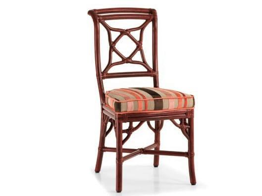 Rattan chair ARIANNA | Chair by Dolcefarniente