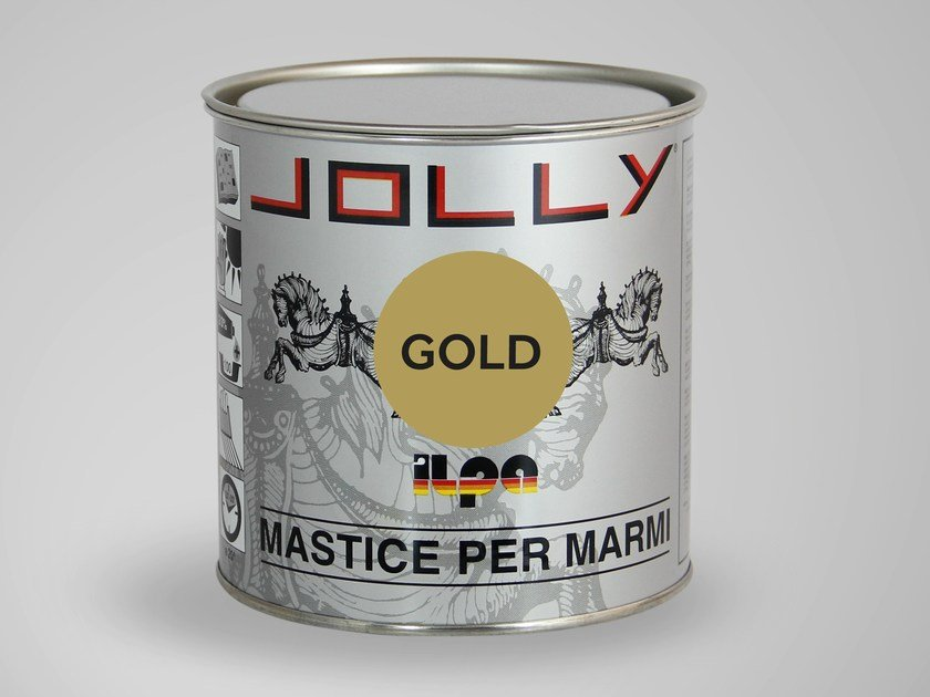Solid mastic for marble JOLLY GOLD by ILPA ADESIVI