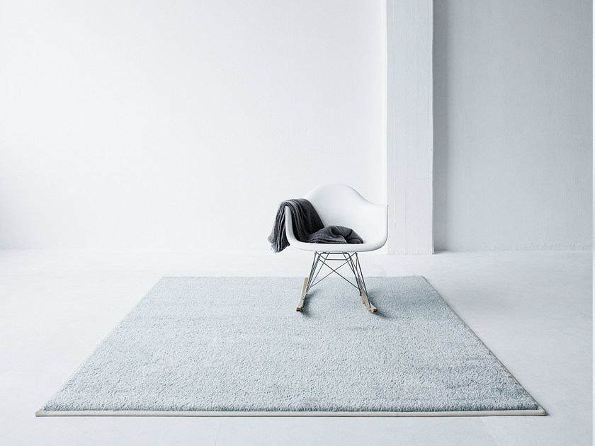 Solid-color polyamide rug CHILL by OBJECT CARPET GmbH