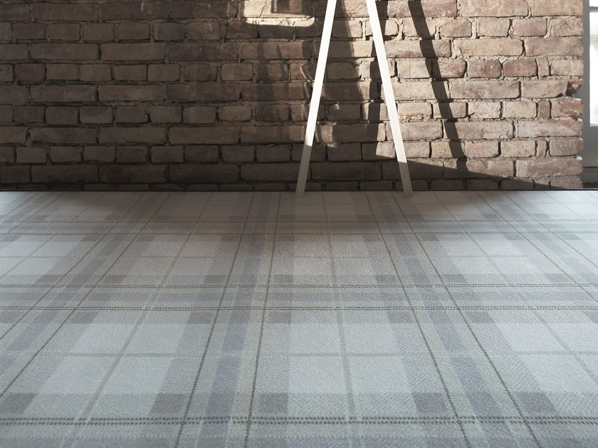 Check carpeting SUVRETTA 1100 by OBJECT CARPET GmbH