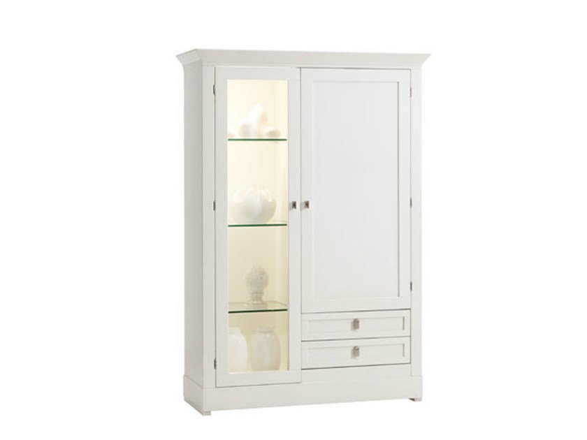 Highboard with drawers with doors SOPHIA | Highboard with doors by SELVA