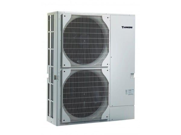 Air to water Heat pump SUPRAECO SAS ODU 10 - 11 - 12 by COENERGIA
