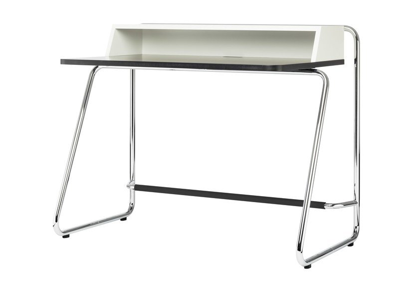 Steel secretary desk S1200 | Secretary desk by THONET