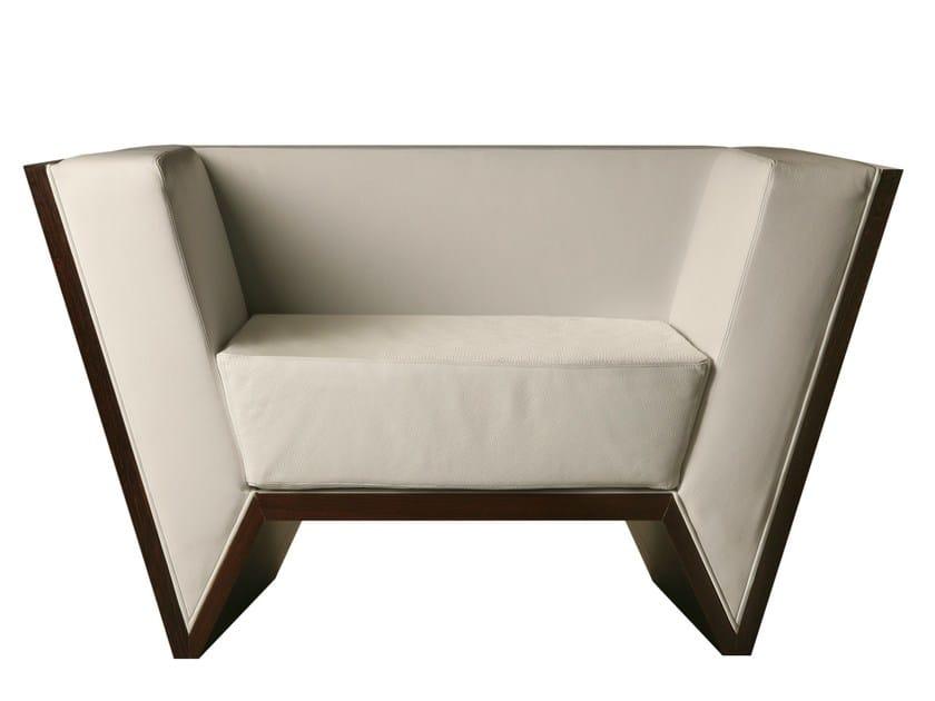 Armchair with armrests NESSUNDORMA | Armchair by Morelato