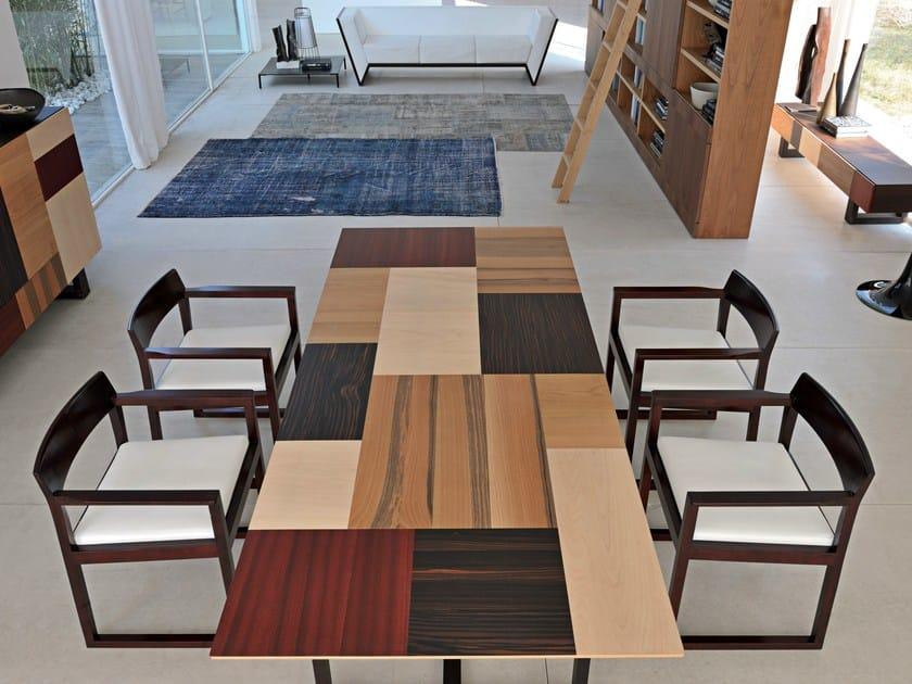 Wooden table CAMPIELLO | Table by Morelato