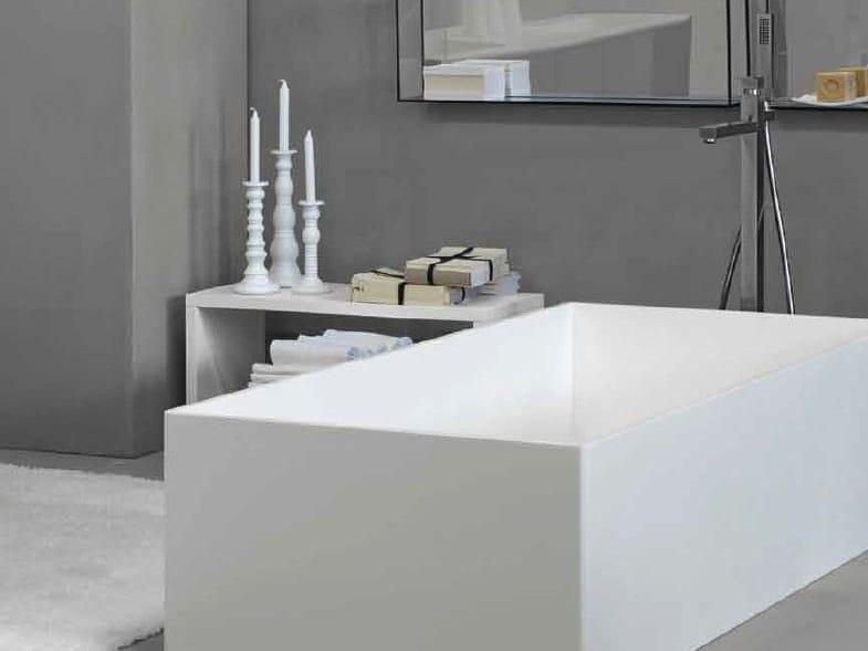 Corian® bathtub BIG BOX by RIFRA