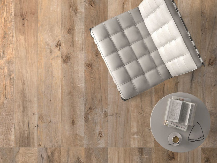 Porcelain stoneware wall/floor tiles DAKOTA by Flaviker