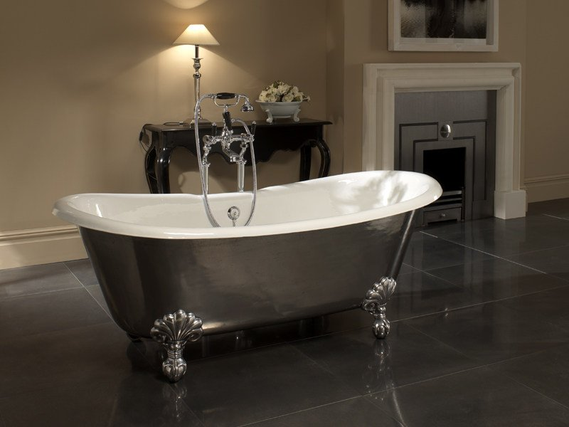 Cast iron bathtub ADMIRAL LUX By Devon&Devon