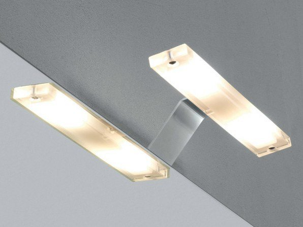 LED mirror lamp DELTA by RIFRA