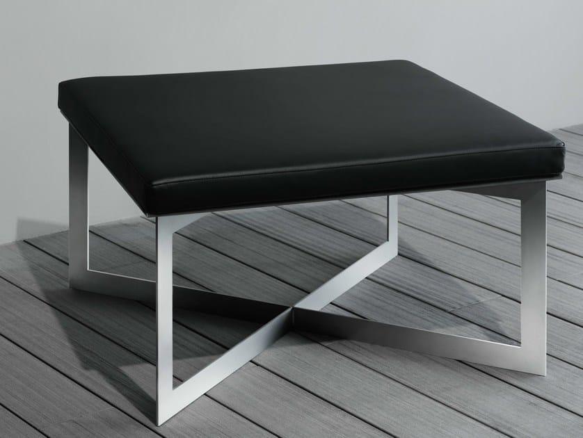 Upholstered stool SOFT | Stool by RIFRA