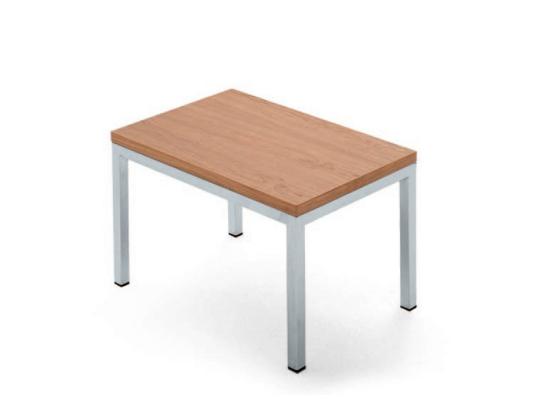 Low rectangular coffee table POLO   Wooden coffee table by LAMM