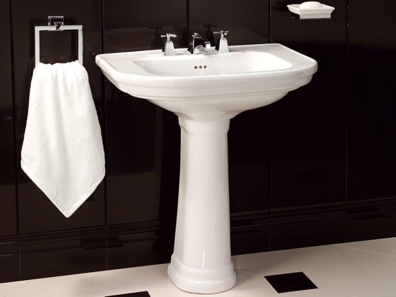Pedestal washbasin CLASSICA | Washbasin by Devon&Devon
