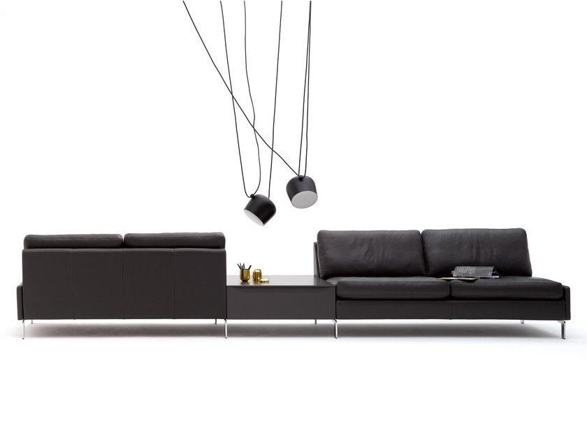 Sectional leather sofa CONSETA | Sectional sofa by COR
