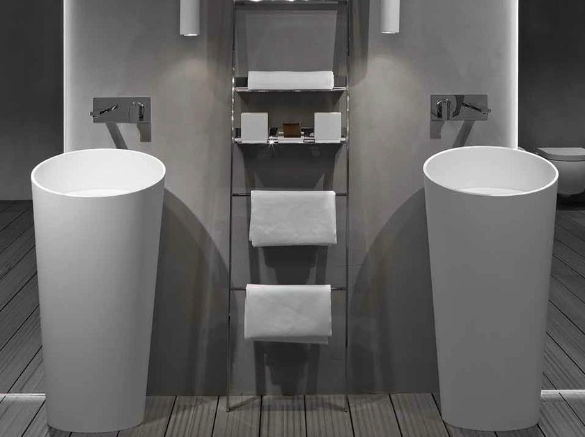Freestanding washbasin SMOOTH   Washbasin by RIFRA