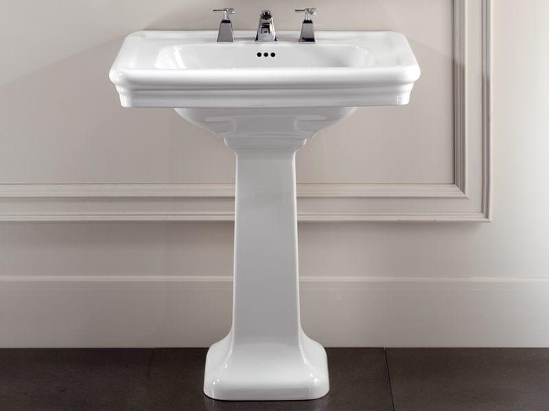 Pedestal washbasin ETOILE | Washbasin by Devon&Devon
