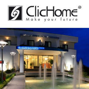 Home automation system for hotels BUILDING AUTOMATION | Home automation system for hotels by Domotica ClicHome