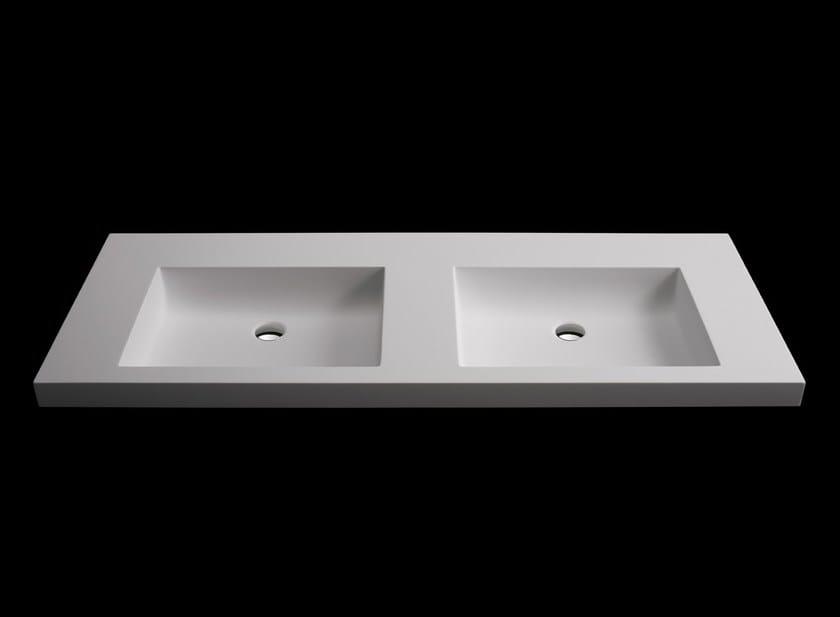 Double washbasin SLIM by RIFRA