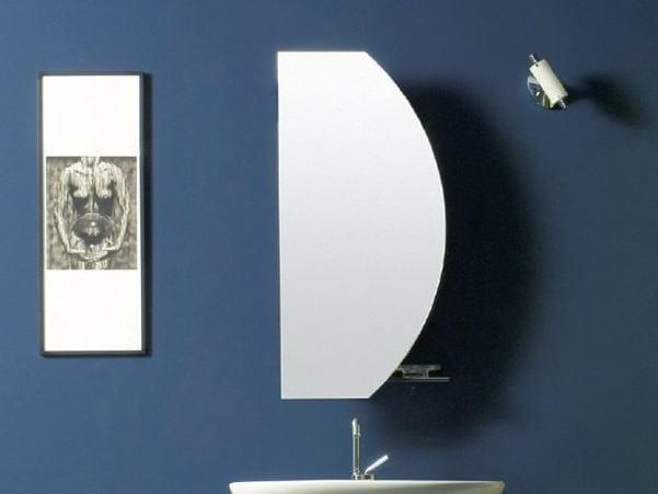 Bathroom mirror VELA by LASA IDEA