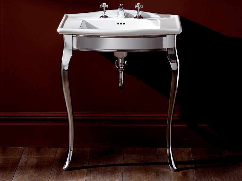 Single console washbasin LADY by Devon&Devon