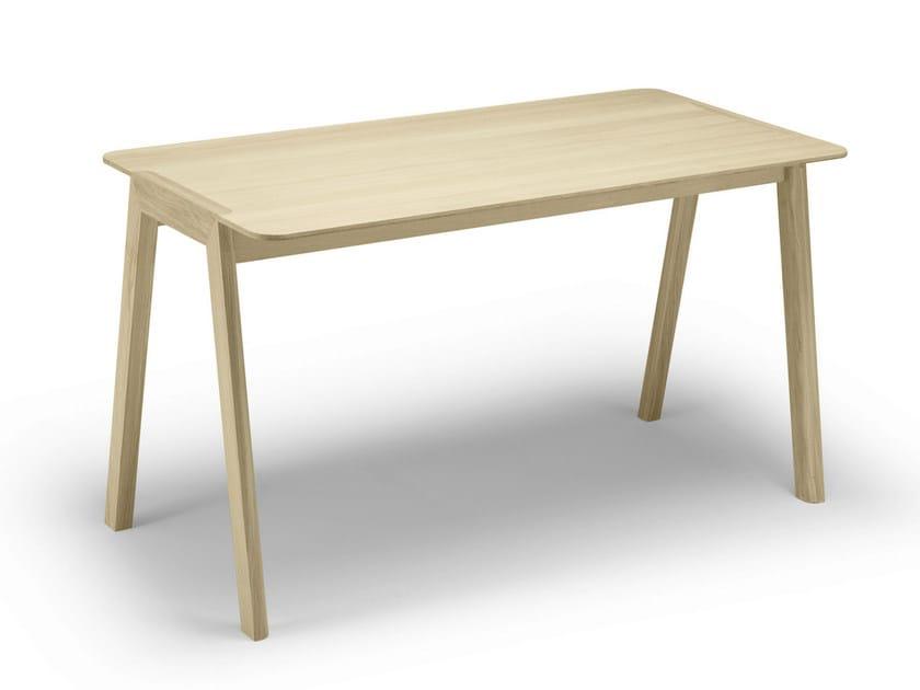 Oak high table HELDU | High table by ALKI