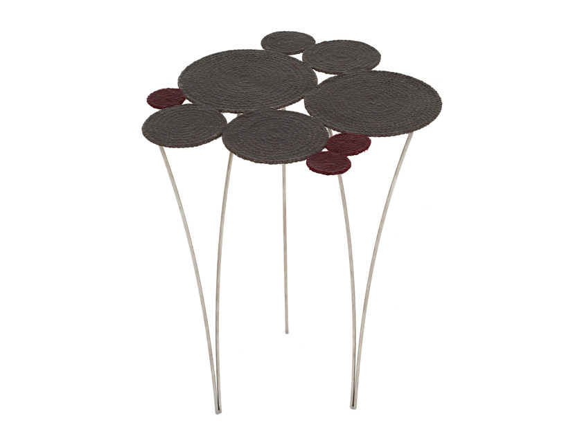 Technical fabric coffee table WATERLILY   Coffee table by Darono