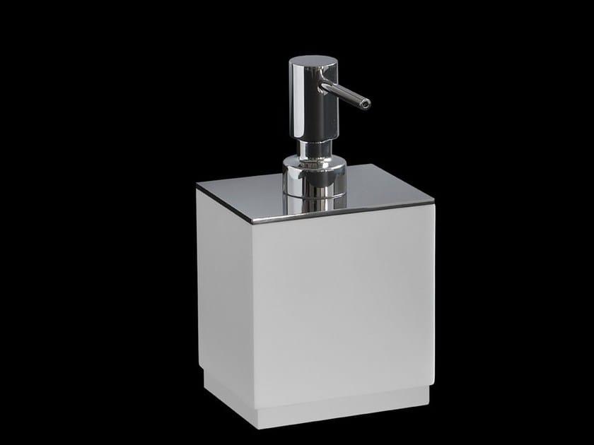 HI-MACS® liquid soap dispenser CLEAN | Liquid soap dispenser by RIFRA