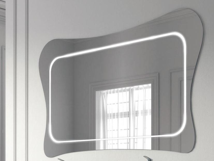 Bathroom mirror GAU-135 by LASA IDEA