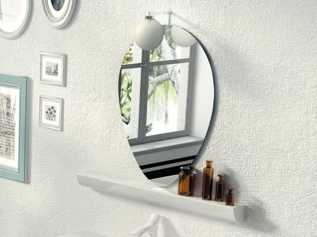 Bathroom mirror GAU-151 by LASA IDEA