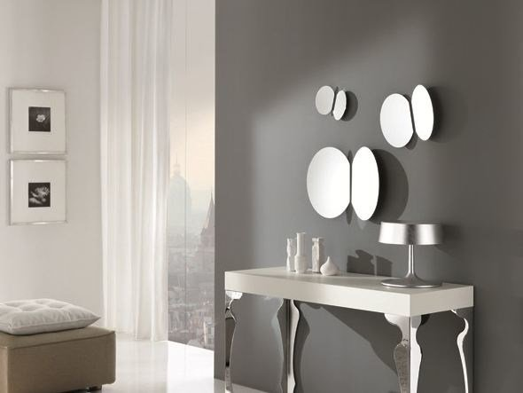 Wall-mounted mirror FARFALLE by RIFLESSI